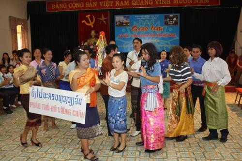 Lớp PTTN Thành đoàn Viêng-Chăn, Lào khóa 05