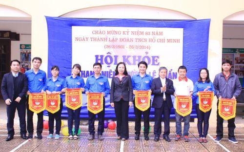 Hội khỏe Thanh niên 2014